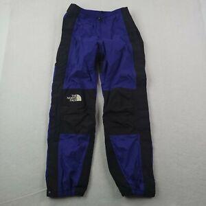 Vintage The North Face Gore-tex Pants Mens Small 32 Inseam Purple Black Ski