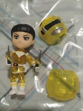 The Loyal Subjects Mighty Morphin Power Rangers EXCLUSIVE crystal clear Yellow