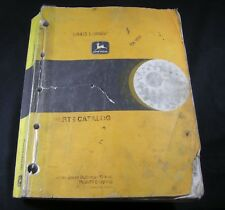 John Deere 644G Loader Tractor Parts Manual Book Catalog List Pc2365