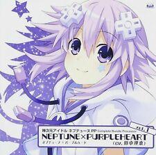 Hyperdimension Neptunia Game Music Soundtrack Cd Ps Vita