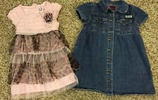 Guess Baby Youngland Size 24 month Girl Dress Lot