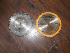 "Dewalt DW9053 78 Tooth 5-3/8"" Paneling / Vinyl Siding Saw Blade, 10mm Arbor"