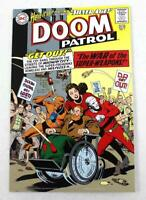 2000 Doom Patrol DC Promo Cover Here It Is! An All New Tale From the Silver Age