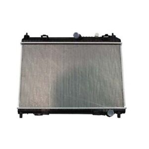For 2011-2013 Ford Fiesta 1.6L 4 Cylinder Automatic/Manual Trans Radiator
