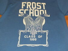 EAST BRUNSWICK NJ FROST SCHOOL CLASS OF 1990 SHIRT MENS MEDIUM VTG VINTAGE