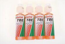 4 x 250 ml CASTROL TBE Bleiersatz für ältere Motoren Additiv Benzinzusatz