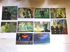 1995 FLEER ULTRA Batman Forever Animaction INSERT 13 Card LOT! GOTHAM + G-1 A-1!