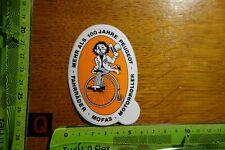Aufkleber PEUGEOT Fahrrad Equipe