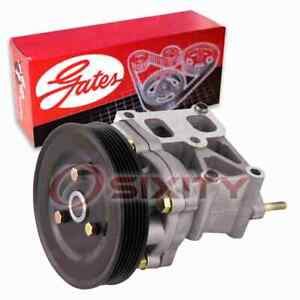 Gates Engine Water Pump for 2011-2019 Mitsubishi Outlander Sport 2.0L 2.4L ic