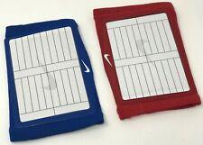 Nike Dri-Fit PlayCoach Single Page Large Game Royal / University Red / White