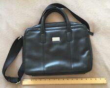 "CROSS leather briefcase case for 13"" laptop messenger bag"