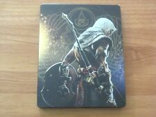 Assassin's Creed: Origins Steelbook Case ONLY PS4/Xbox One (No Game) Collectible