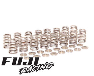 Fuji Racing Beehive Uprated Valve Springs & Titanium Retainer Kit