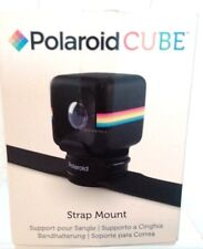 Polaroid Cube Strap Mount for use with the Polaroid Cube HD Camera