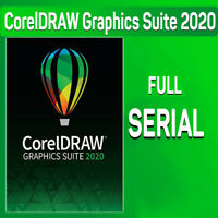 🔥 CorelDRAW Graphics Suite 2020 ✔️ Full Activated 🔑  Lifetime License 📥