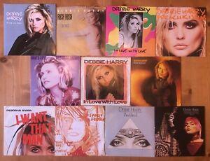 Debbie Harry 7 inch singles collection (11)