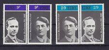 Irland 1970 postfrisch MiNr. 244-247  Tomás MacCurtain und Terence MacSwiney