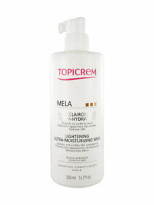 Topicrem MELA Lightening Ultra-Moisturizing Milk 500ml