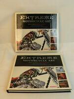 Extreme Motorcycle Art (Englisch) Gebundenes Buch NEU eingeschweißt in Folie