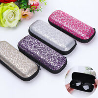 Holder Rectangle Sunglasses Case Zipper Box Eyewear Protector Hard Eye Glasses