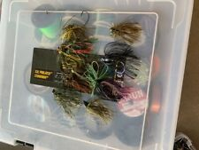 44 bass fishing jigs