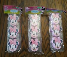 Disney Mini Mouse Treat Fill Cups. lot of 3