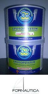 RESINA EPOSSIDICA - COLLANTE EPOSSIDICO - ANTIOSMOSI - SISTEMA EPOSSIDICO 3C -