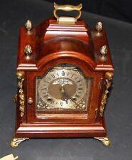 Antique Bracket Clocks with Moon Phase