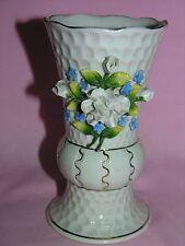 Vintage Elfinware Miniature Porcelain Bud Vase With Flower Made In Germany