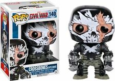 Captain America: Civil War Crossbones Cracked Mask Pop! Vinyl Figure New Excl