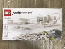 LEGO Architecture Studio 21050 NEW Sealed Box