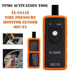 1PCS Activation Tool EL-50448 Tire Pressure Monitor Sensor OEC-T5 Universal Kit
