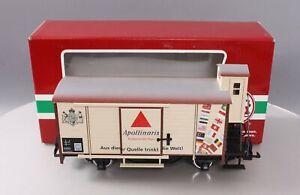 LGB 40267 G Scale Apollinaris Car EX/Box
