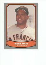 WILLIE MAYS 1988 Pacific Legends Baseball card #24 San Francisco Giants NR MT