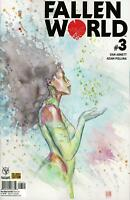 FALLEN WORLD #3 CVR D DAVID MACK PREORDER VARIANT 2019 VALIANT 7/10/19 NM