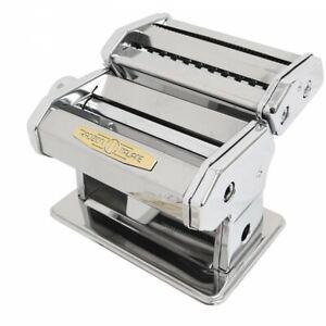 Macchina 3 tipi di pasta frescha fatta in casa Macchinetta sfogliatrice manuale