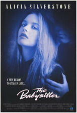 69291 The Babysitter Alicia Silverstone Jeremy London Wall Print POSTER Affiche