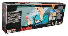 Nintendo NES super scope 6 & Cartridge-wargames-weapon - [Nintendo Nes] - poo-rare