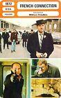 FICHE CINEMA FILM USA FRENCH CONNECTION Réalisateur William Friedkin