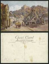 J Salmon Collectable Somerset Postcards