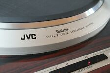 - JVC QL-Y5F - hochwertiger, vollautomatischer Plattenspieler - turntable -