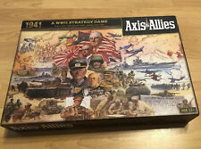 Axis & Allies: 1941 Board Game 2012 Printing WWII Strategy War Classic COMPLETE