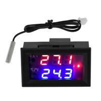 Digital Temperature Controller Thermostat Microcomputer Switch Sensor Machine