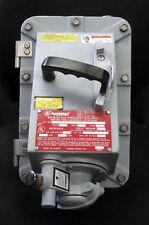 Appleton Expl Proof Brkr Recep & Plug EBR3034EH30 3W 4P
