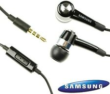 BLACK Original samsung InEar Stereo Headset FOR GT-S3350 CHAT 335