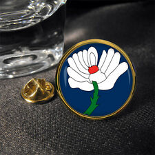Yorkshire County Cricket Lapel Pin Badge Gift