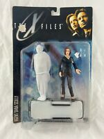 Vintage -  X-FILES - Agent Scully - Action Figure - Wrapped Corpse - 1998 - NEW