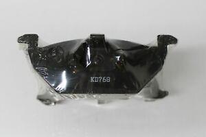 Disc Brake Pad Set-Semi Metallic Pads Front MD768
