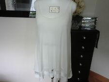 New south cream top size 12-14