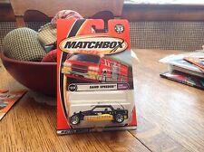 Matchbox #35 Sand Speeder Sand Blaster